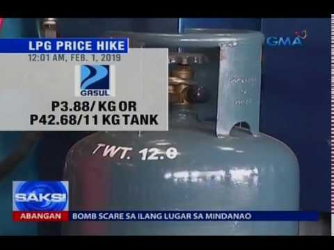 Big time LPG price hike