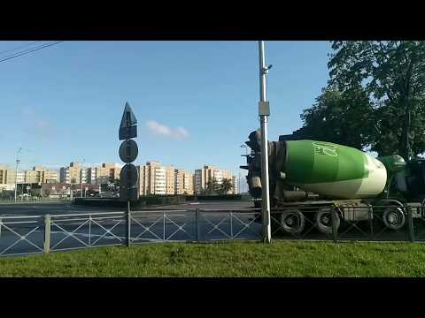 Гатчинское шоссе. Город Красное село (Петербург)
