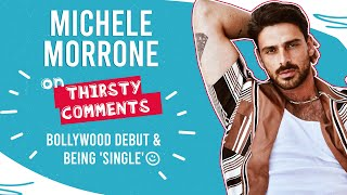 Michele Morrone replies to THIRSTY COMMENTS & fan questions; reveals he's single | 365 Days