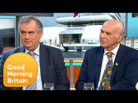 Is UK Political Tension With Russia the Cause of Abramovich's Visa Delay? | Good Morning Britain
