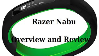 Razer Nabu Smartband (Retail) - Overview & Review