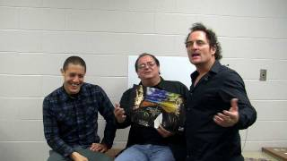 "Sons of Anarchy Kim Coates ""TIG"" & ""Theo Rossi JUICE"" with Two Wheel Thunder Tv.MOV"