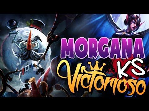 MORGANA KS VICTORIOSO | HEIMER ADC | NOCHES DE RAGEO