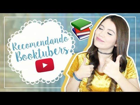 Recomendando: ¡10 Booktubers que tienes que ver! 📚❤️