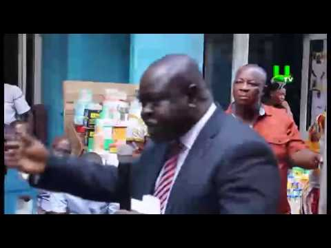 Okaishie traders angry over high import taxes