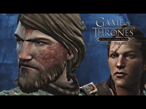 Game of Thrones · Episode 6: The Ice Dragon [RODRIK] (FULL EPISODE Walkthrough)