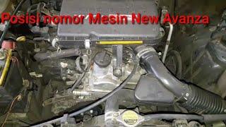 Posisi Nomor Mesin Grand New Avanza All Kijang Innova Ets2 Auto Juara Viyoutube Com Letak Dan Rangka Toyota
