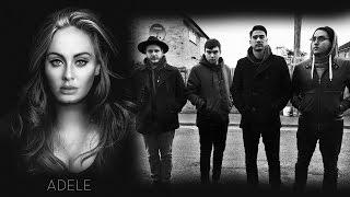 Dayseeker - Hello (Adele Cover)