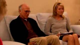 Larry David Plays The Newly Weds Game