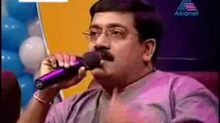 Idea Star Singer 2007 Final Classical Round Thushar Comments