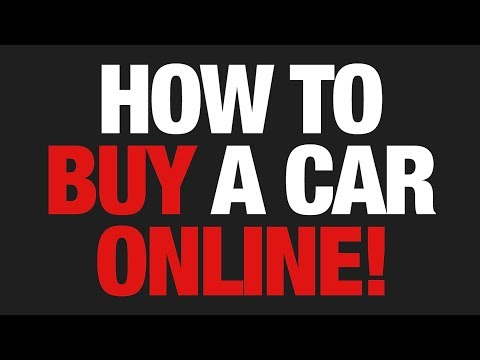 How to Buy a New Car ONLINE in 2020