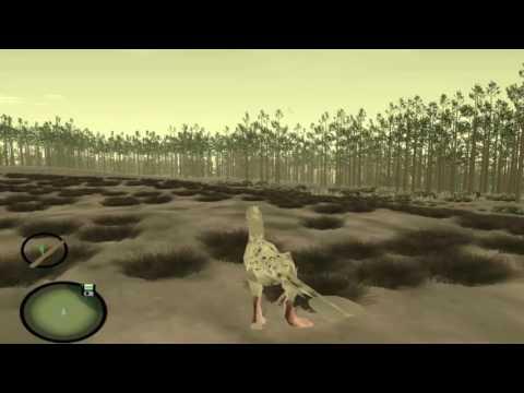 GTA: Cretaceous Runner #4 [Палка!]