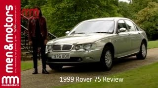 1999 Rover 75 Review