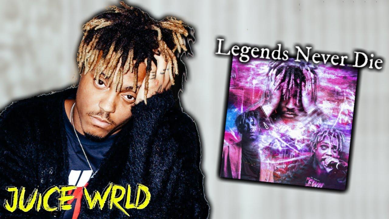 Stream Juice WRLD's Posthumous Album 'Legends Never Die'