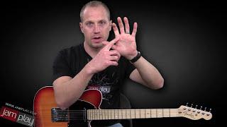 Finger Exercises for the Beginner Guitarist