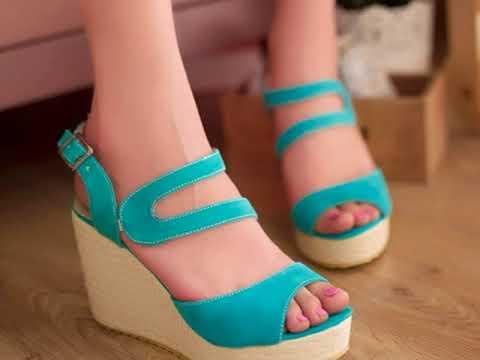 Sepatu wanita kekinian - YouTube 6ddbcd4a50