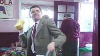 Mr Bean At The Village Fete | Mr Bean Official