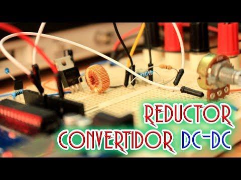 Pr#18 Convertidor reductor de voltaje    buck DC-DC converter