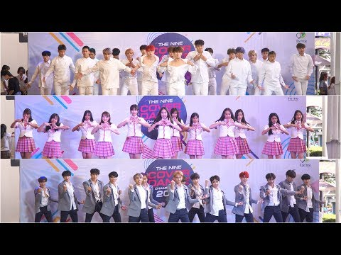 Free Download 181118 Devotion Cover Wanna One - Boomerang + Burn It Up + Day By Day + 내꺼야 + 나야나 @ The Nine Mp3 dan Mp4