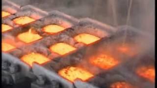 Quá trình sản xuất thép
