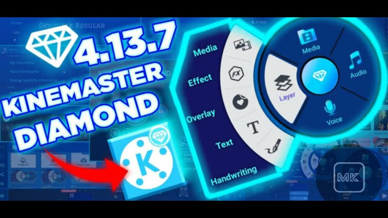How to donwload Kine Master New Version Mod Diamond | Cheat Games|