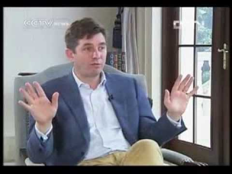 CCTV New Money-Rupert Hoogewerf  founder of Hurun report, story of China wealth creators.Oct 6, 2013