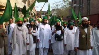 12 Rabi-ul-Awal jaloos dawat-e-islamic Narowal