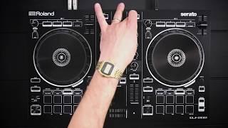 Roland DJ-202 Controller Firmware Update