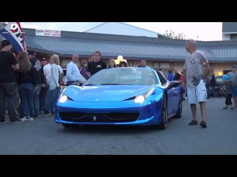 OCMD Cruisin' 2014 – Accelerations // Burnouts // Sounds