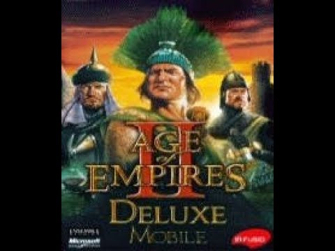 """""""Age Of Empires II: Deluxe Mobile"""" Java Game ( In-Fusio 2006 Year)"""