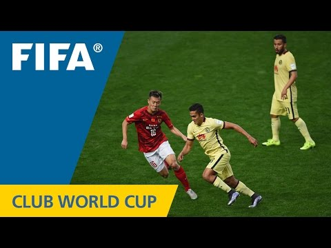 Highlights: Club America vs Guangzhou Evergrande - FIFA Club World Cup Japan 2015