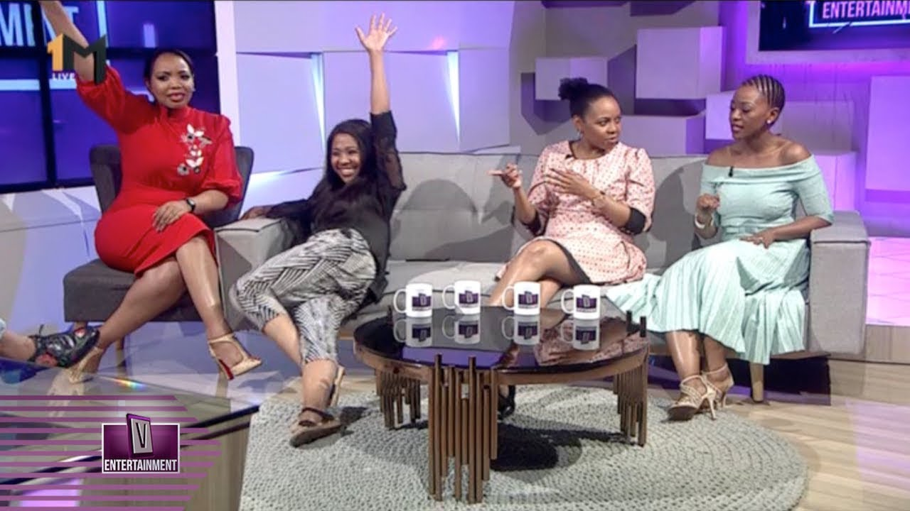 Download Baby Mamas cast talk about fights during filming   V-Entertainment