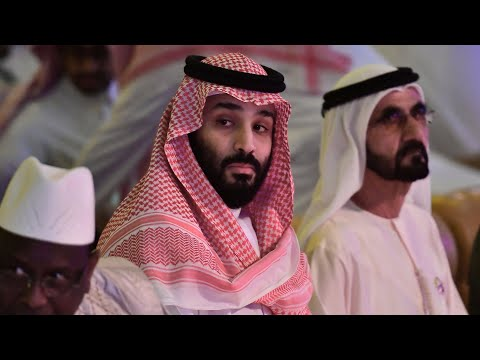 Saudi crown prince speaks publicly for the first time on Kha