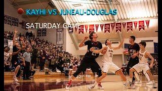 Kayhi V JuneauDouglas Basketball