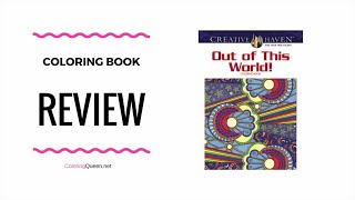 Download Mp3 Out Of This World Coloring Book Review