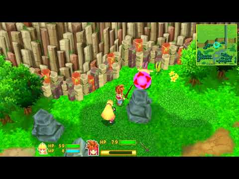 Secret of Mana [2]: The Good, The Bad, And The Potato Chips