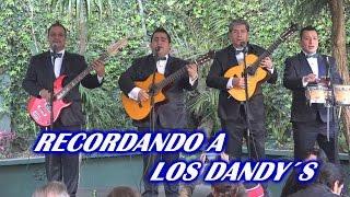Tour Musical, Recordando a Los Dandy´s - Gema, Cerca del Mar, Mañanitas de Los Dandy´s, Negrura