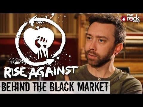 RISE AGAINST - Behind The Black Market