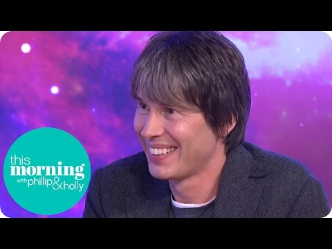 Professor Brian Cox Would Love to See Earth From Space   This Morning