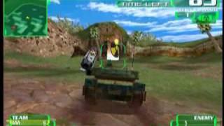 Alien Front Online - 10 minutes Gameplay