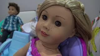 Oyuncak Bebekler ile Çocuk Manikür Seti Oje ve Kuaförcülük Oyunu Kolay Saç Modeli Bidünya Oyuncak