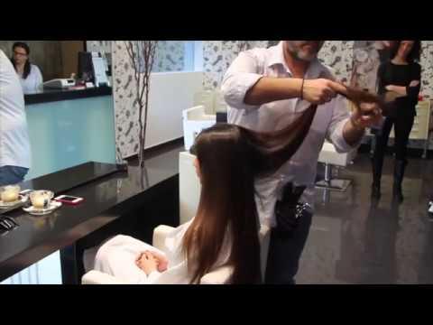 Το κούρεμα που θα σε βοηθησει  να μακρύνεις τα μαλλιά σου χωρίς ψαλίδα  by ikonomakis