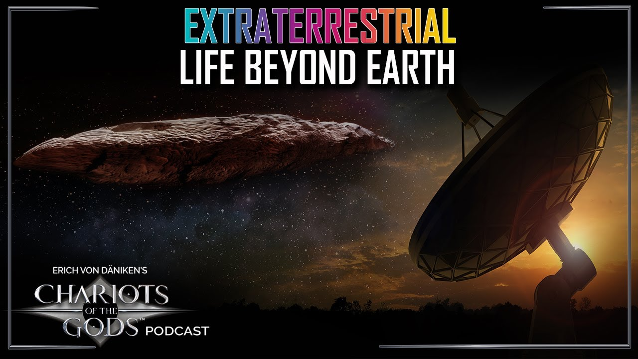 Dr. Avi Loeb… EXTRATERRESTRIAL: The First Sign of Intelligent Life Beyond Earth