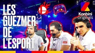 Au coeur de la coupe d'Europe de Smash Bros. avec l'equipe de France