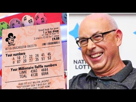 Family Keeps Nagging Him for Weeks To Check Lottery Ticket, Turns Out To Be $86 Million Winner