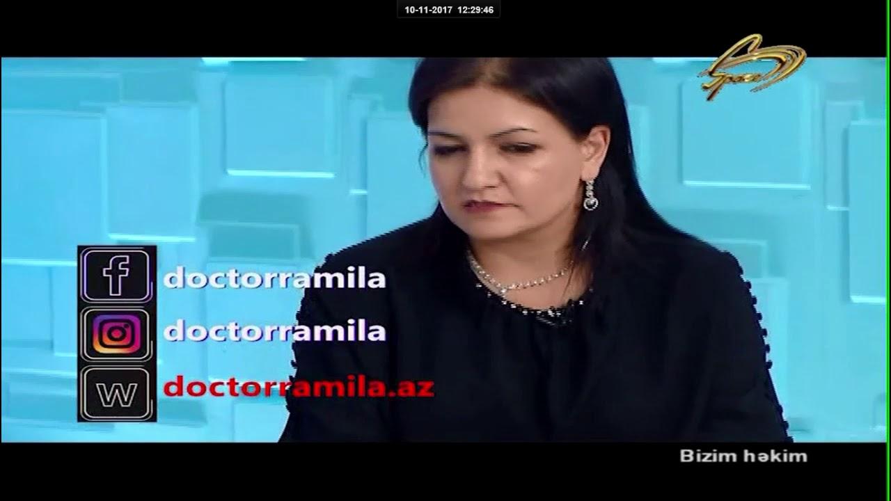 "Space TV ""Bizim həkim"" verilişi 11.11.2017. Qadın sonsuzluğu mövzusu"