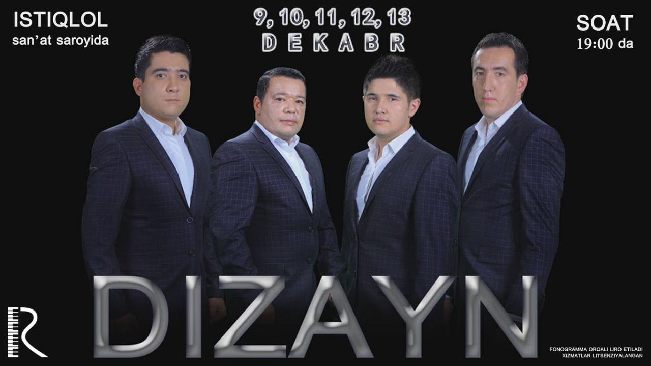 Dizayn jamoasi | (DIZAYN SHOU 2015) ПРЕМЬЕРА!!!