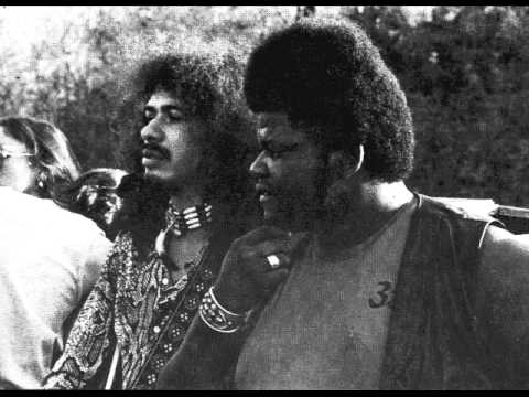 Buddy Miles Amp Carlos Santana Them Changes Live Youtube