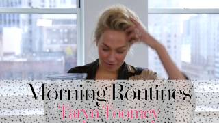 Taryn Toomey: A Mama's Energizing Morning Smoothie Recipe
