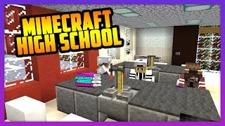 BACK TO SCHOOL - MINECRAFT HIGH SCHOOL